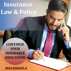 Florida - Insurance Law and Policy (4hrs CE) (INSCE006FL4)