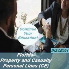 Florida: 6hr CE Property and Casualty - Personal Lines
